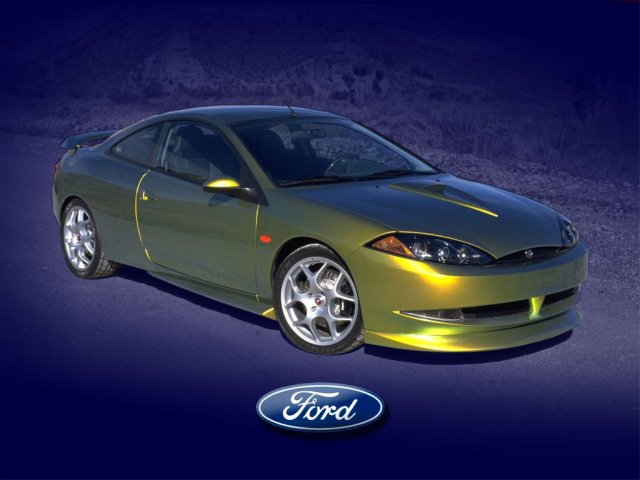ford cougar - 1024x768